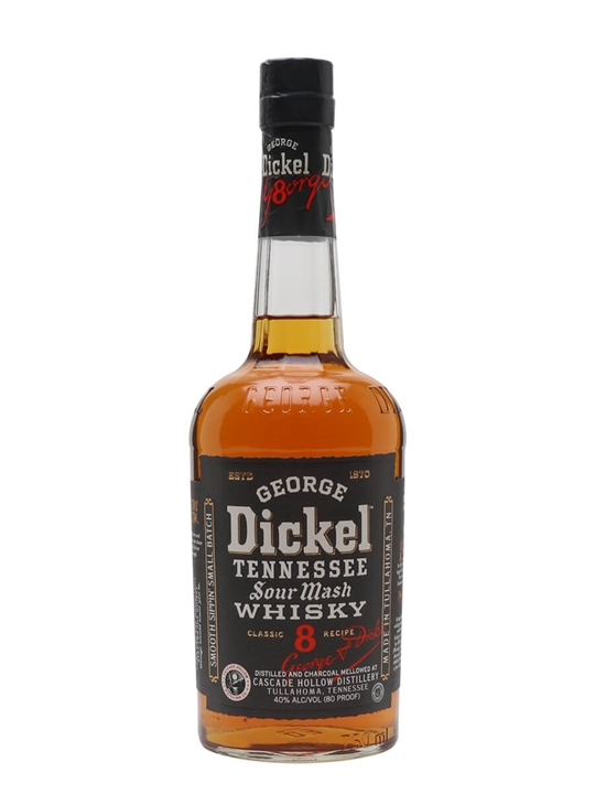 George Dickel No:8 Tennessee Whiskey