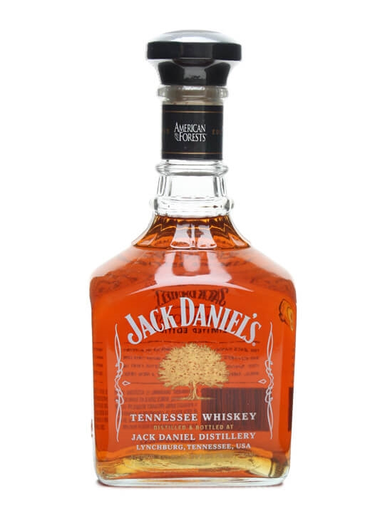 Jack Daniel's American Forests Tennessee Whisky