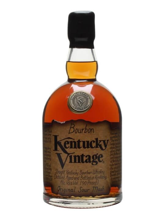 Kentucky Vintage Bourbon Small Batch Kentucky Straight Bourbon Whiskey