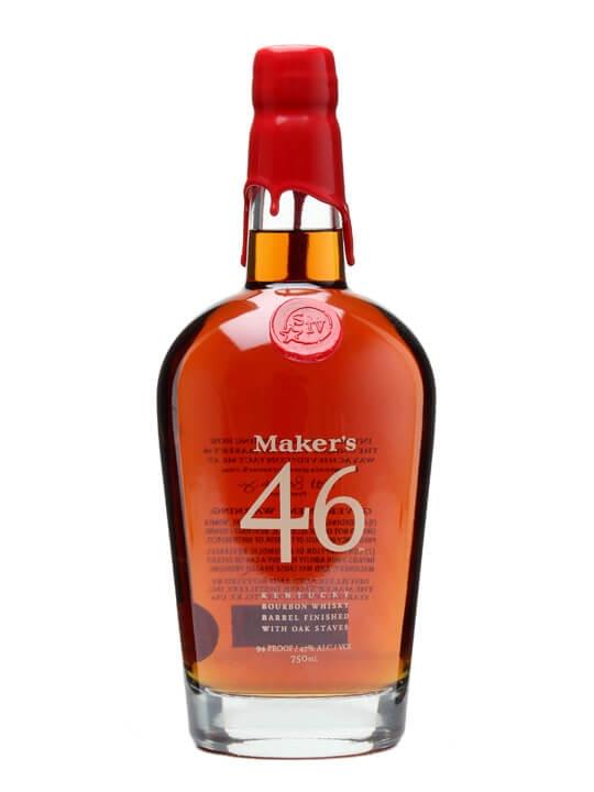 Maker's 46 Bourbon Kentucky Straight Bourbon Whiskey