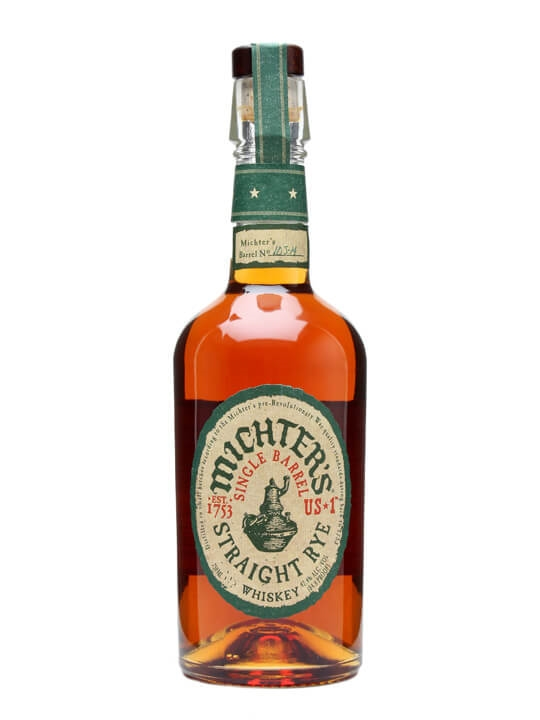 Michter's Us 1 Single Barrel Straight Rye Whiskey Straight Rye Whiskey