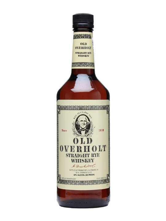 Old Overholt 4 Year Old Straight Rye Whiskey