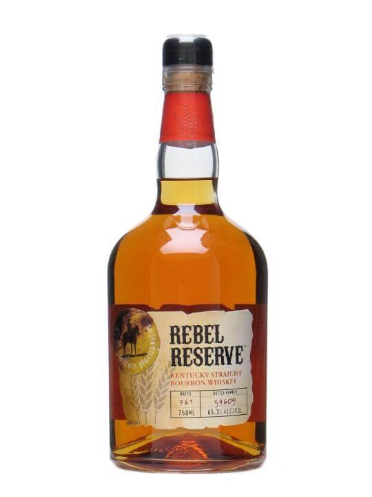 Rebel Reserve Kentucky Straight Bourbon Whiskey