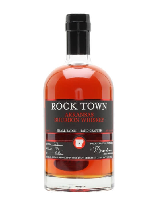 Rock Town / Arkansas Young Bourbon Whiskey