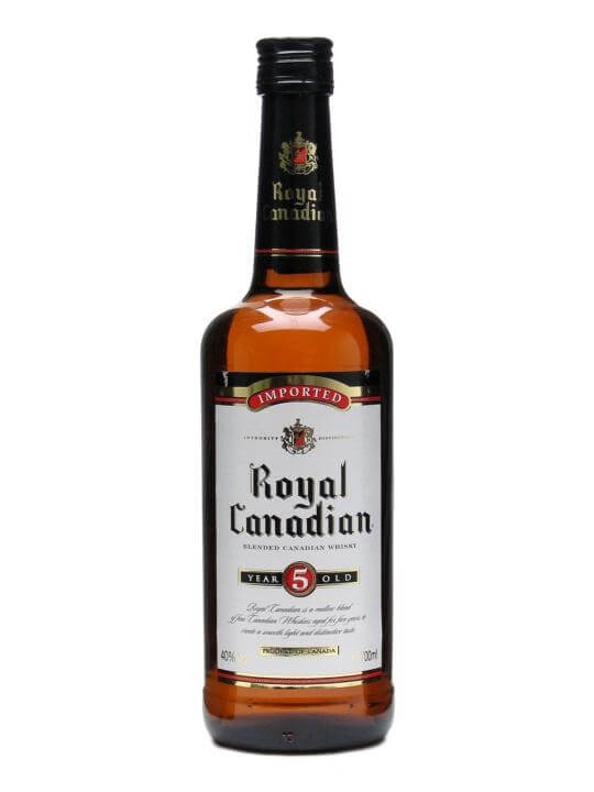 Royal Canadian 5 Year Old Blended Canadian Whisky