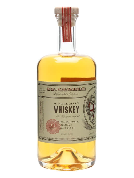 St. George Single Malt Whiskey / Lot 13