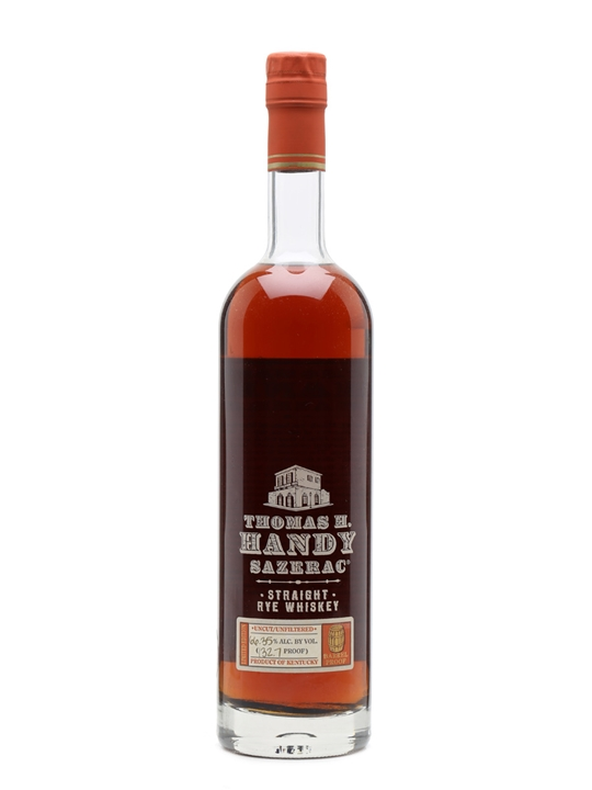 Thomas H Handy Sazerac / 1st Release / 2006 Straight Rye Whisky