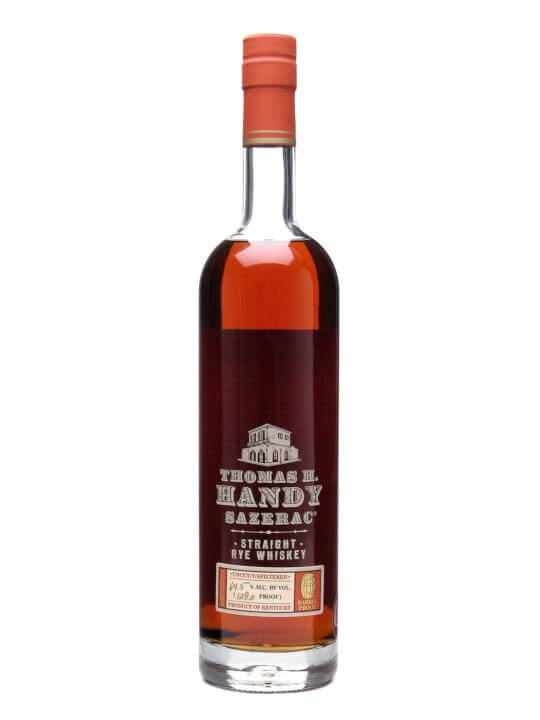 Thomas H Handy Sazerac / Bot.2009 Straight Rye Whisky