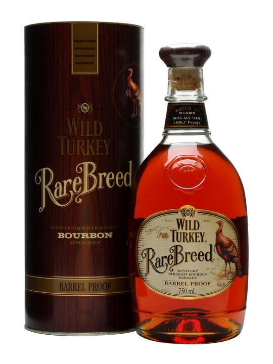 Wild Turkey Rare Breed Small Batch Kentucky Straight Bourbon Whiskey