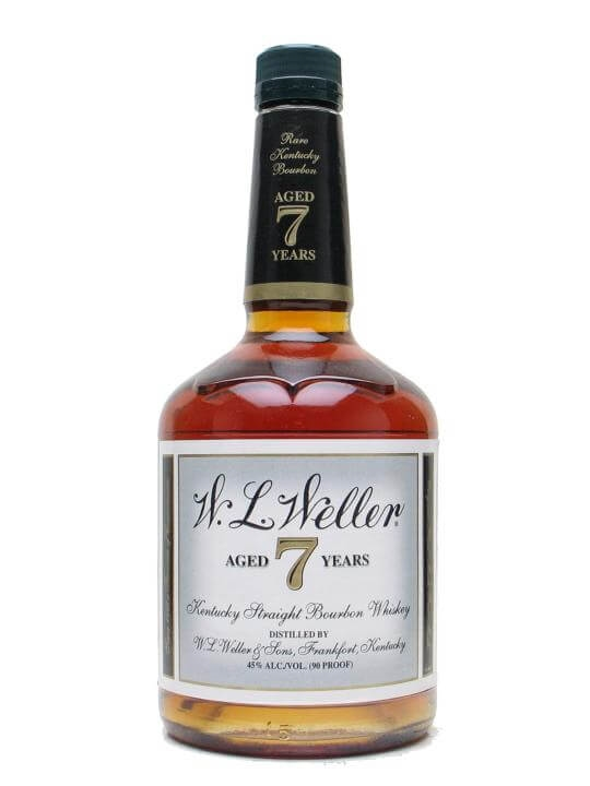 W L Weller  7 Year Old Kentucky Straight Bourbon Whiskey