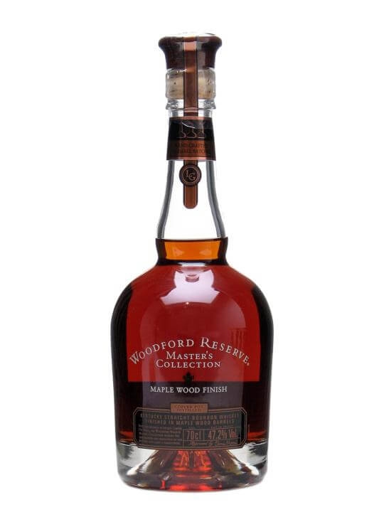Woodford Reserve Masters / Maple Wood Finish