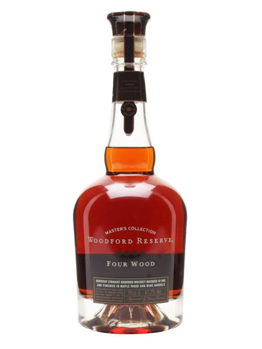 Woodford Reserve Four Wood Kentucky Stright Bourbon Whiskey