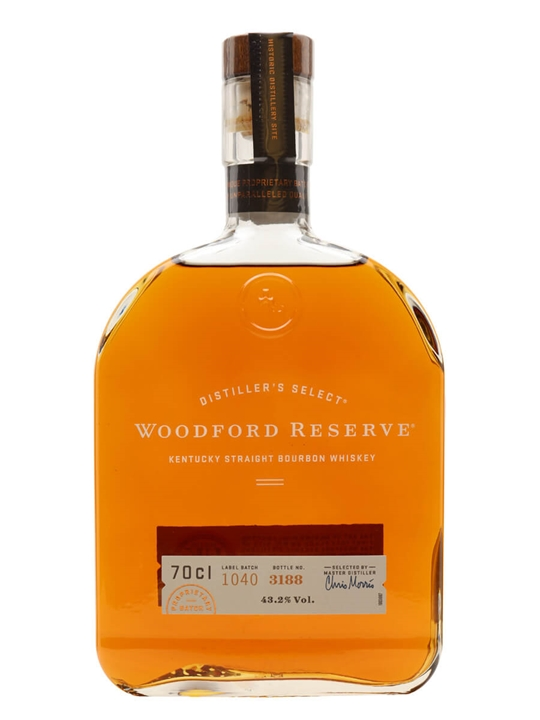 L & G Woodford Reserve Kentucky Straight Bourbon Whiskey