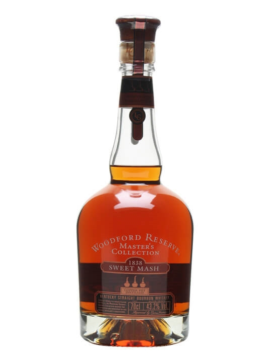Woodford Reserve Masters / 1838 Sweet Mash