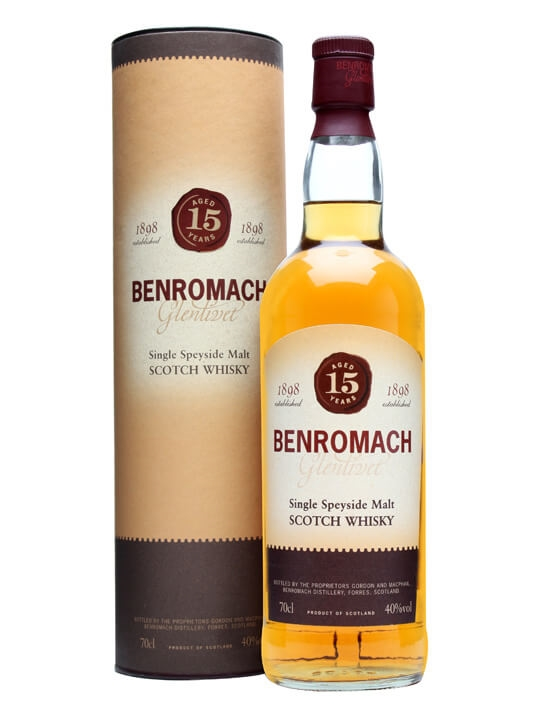 Benromach 15 Year Old / Bot.1990s Speyside Single Malt Scotch Whisky