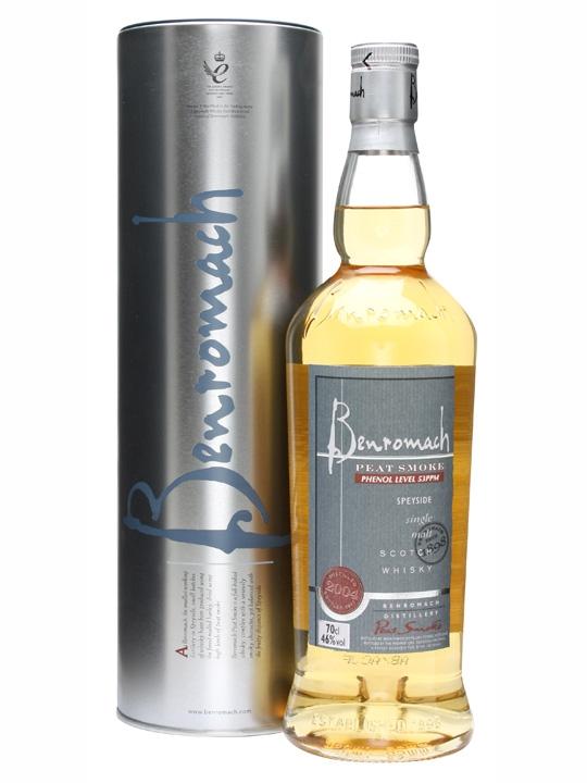 Benromach 2004 / Peat Smoke Speyside Single Malt Scotch Whisky