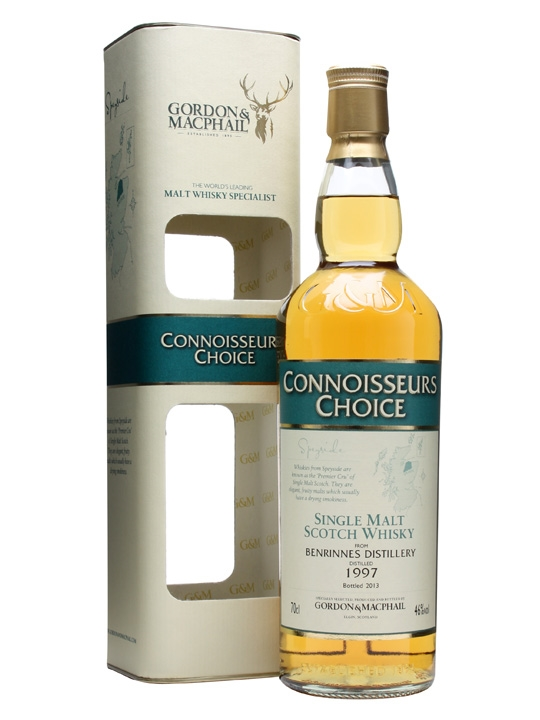Benrinnes 1997 / Connoisseurs Choice Speyside Whisky