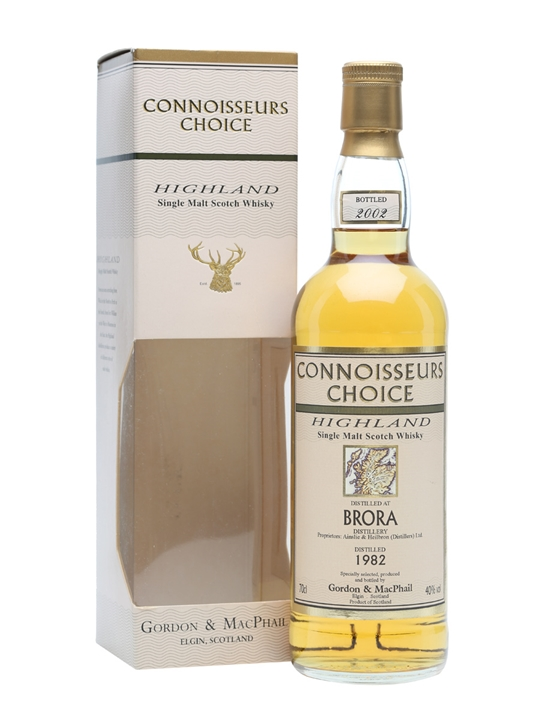 Brora 1982 / Bot.2006 / Connoisseurs Choice Highland Whisky