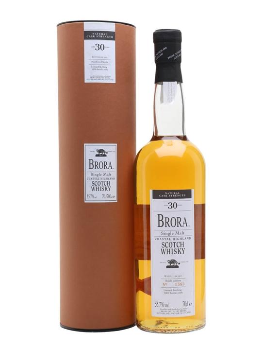 Brora 30 Year Old / Bot.2003 Highland Single Malt Scotch Whisky
