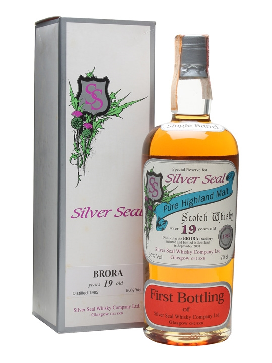 Brora 1982 / 19 Year Old Highland Single Malt Scotch Whisky