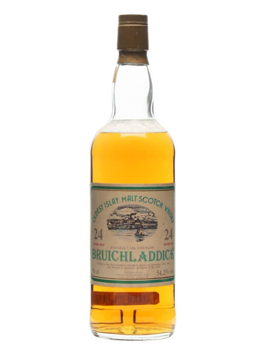 Bruichladdich 1965 / 24 Year Old / Turatello Islay Whisky