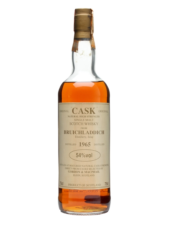 Bruichladdich 1965 / Bot.1980s / White Label Islay Whisky