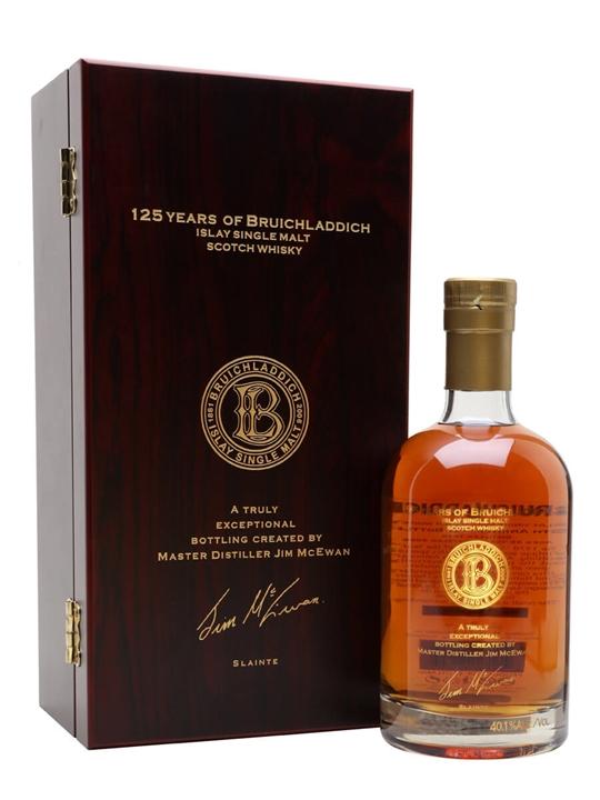 Bruichladdich 1970 / 35 Year Old / 125th Anniversary Islay Whisky