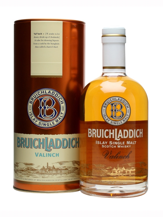 Bruichladdich 1984 / Harvey Bottling Hall Islay Whisky