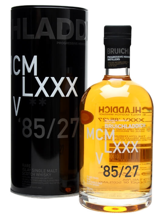 Bruichladdich Mcmlxxxv (1985) / 27 Year Old / Dna4 Islay Whisky