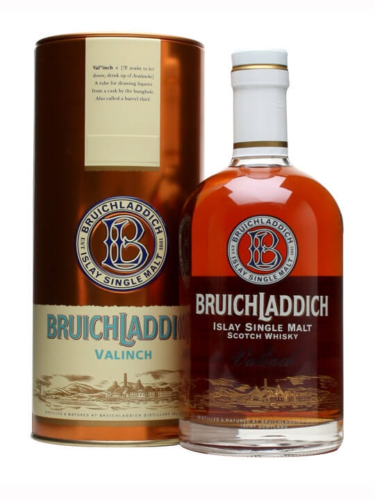 Bruichladdich 1988 / Pig Society Valinch Islay Whisky
