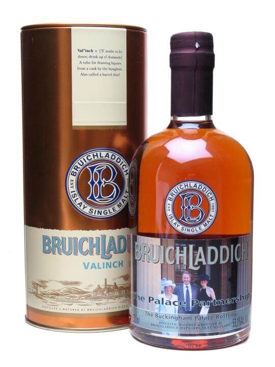 Bruichladdich Queens Award Valinch 1989 Islay Whisky