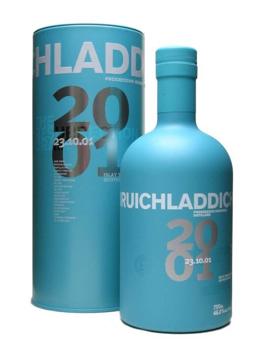 Bruichladdich Resurrection
