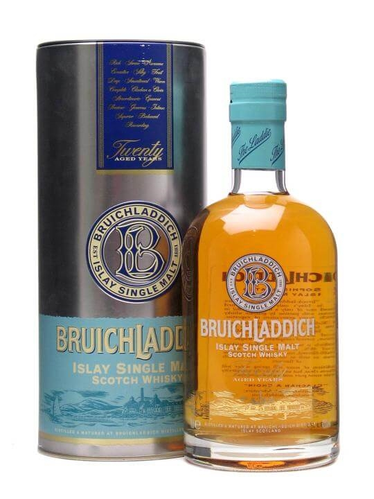 Bruichladdich 20 Year Old / 1st Edition Islay Whisky