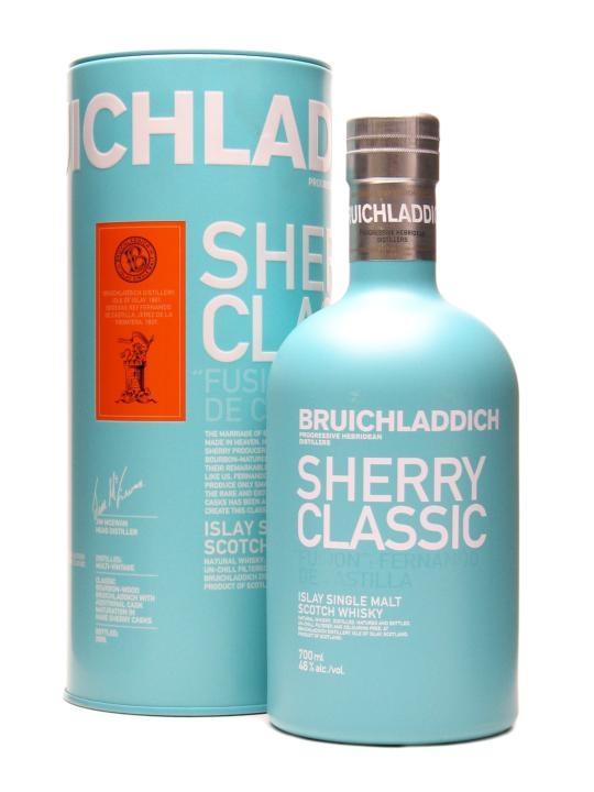 Bruichladdich Sherry Classic / Fusion: Fernando De Castilla Islay Whisky
