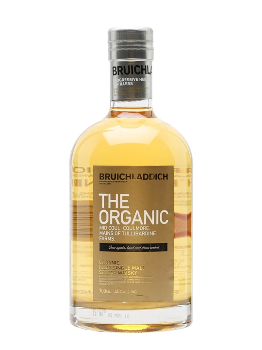 Bruichladdich The Organic Multi Vintage Islay Whisky