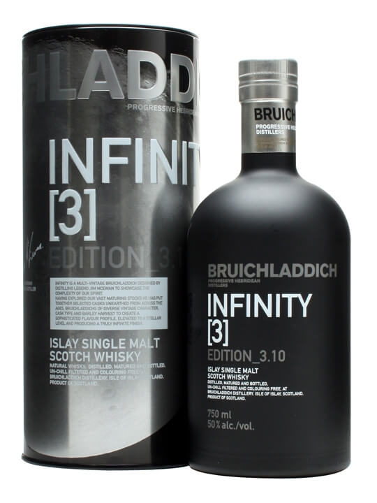 Bruichladdich Infinity 3.10 Islay Single Malt Scotch Whisky
