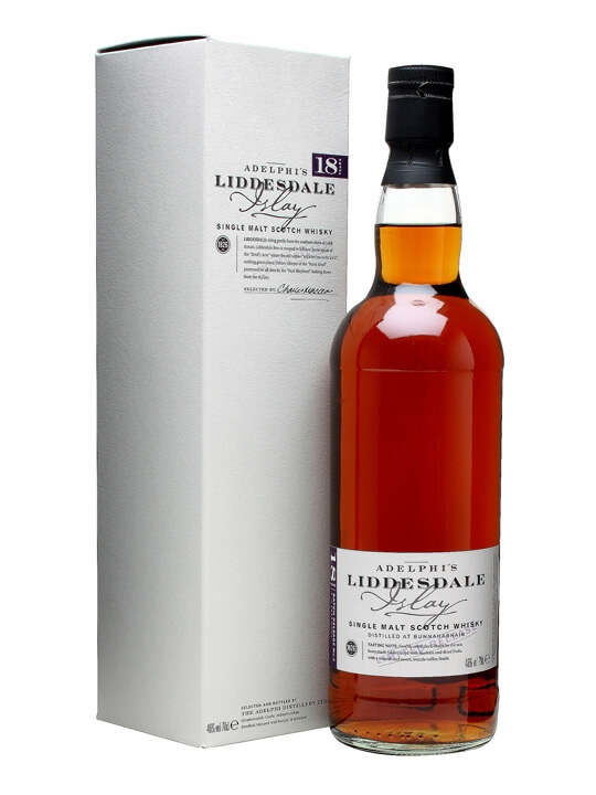 Adelphi's Liddesdale / 18 Year Old / Batch 2 Islay Whisky