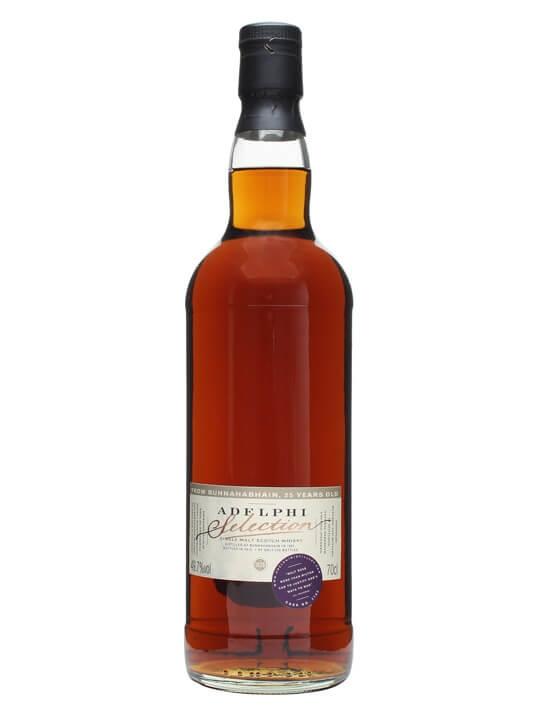 Bunnahabhain 1987 / 25 Year Old / Cask #2785 / Adelphi Islay Whisky