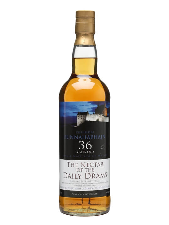 Bunnahabhain 1975 / 36 Year Old / Daily Dram Islay Whisky