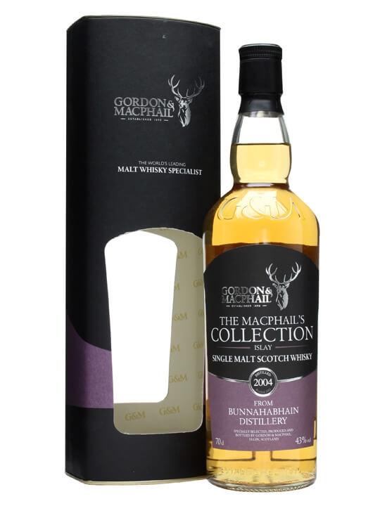 Bunnahabhain 2004 / Macphail's Collection / Godon & Macphail Islay Whisky