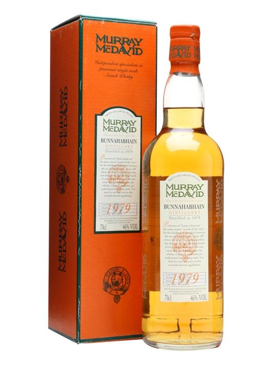 Bunnahabhain 1979 / 20 Year Old / Cask #mm2080 Islay Whisky