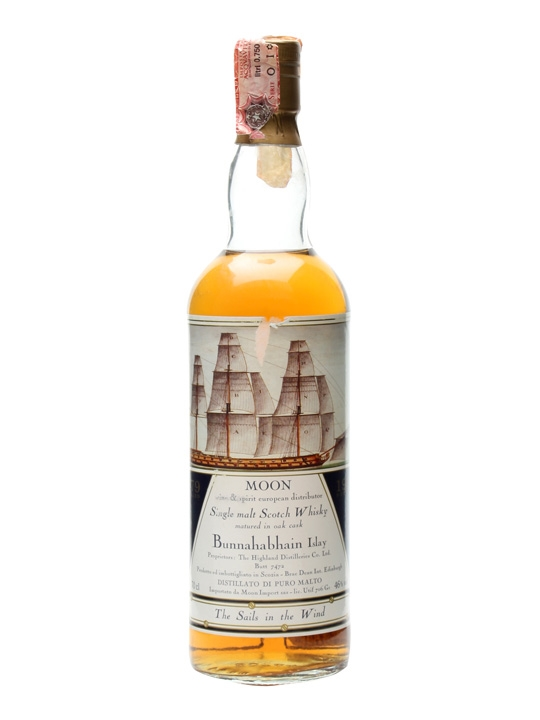 Bunnahabhain 1979 / The Sails In The Wind Islay Whisky