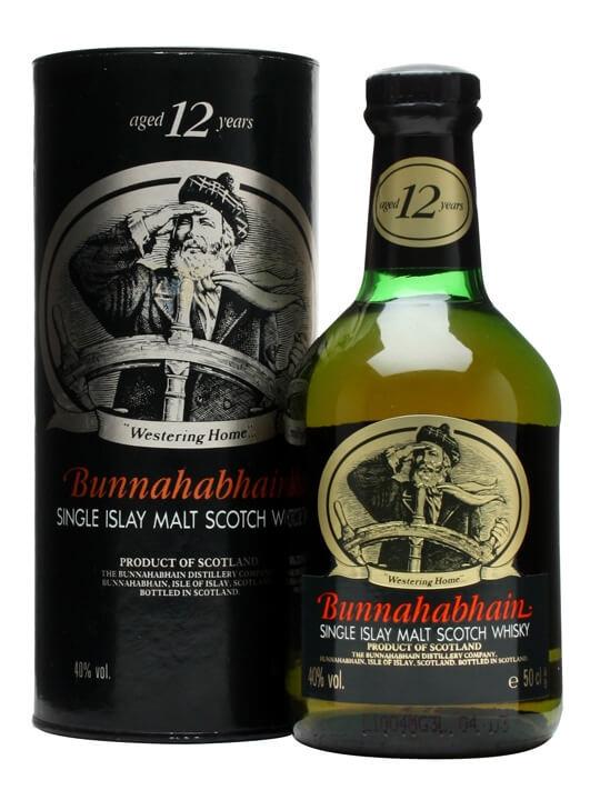 Bunnahabhain 12 Year Old / Bot.1980s Islay Single Malt Scotch Whisky