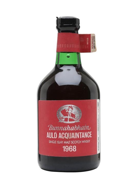Bunnahabhain 1968 / Auld Acquaintance Islay Single Malt Scotch Whisky