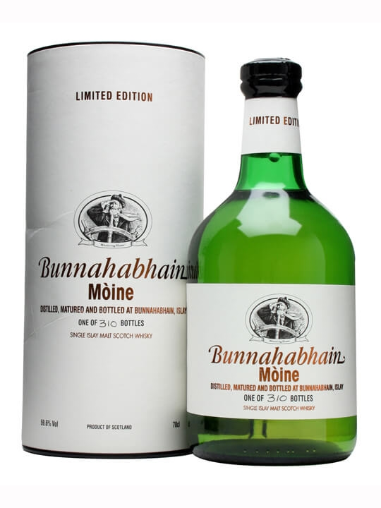 Bunnahabhain Moine Islay Single Malt Scotch Whisky