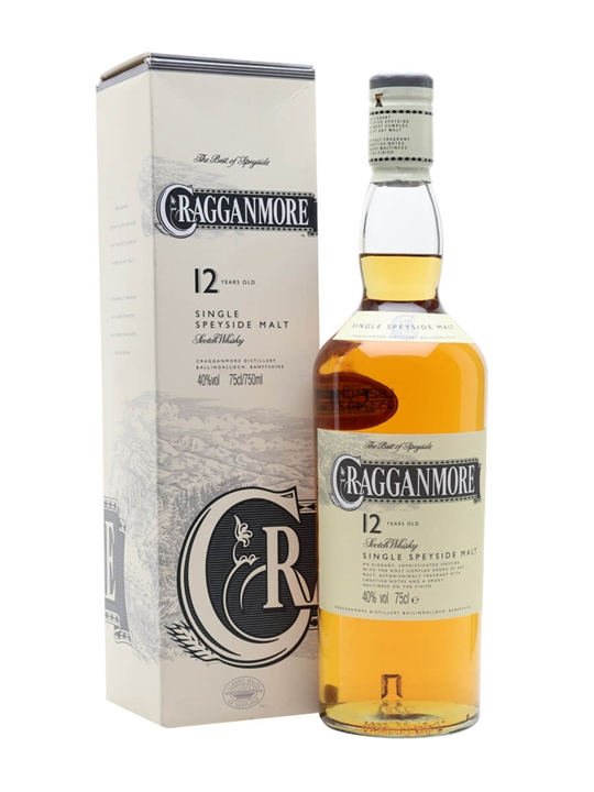 Cragganmore 12 Year Old / Bot.1980s Speyside Single Malt Scotch Whisky
