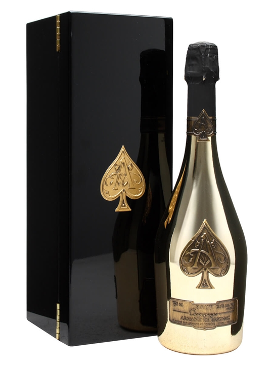 Armand de Brignac Brut Gold / Ace of Spades
