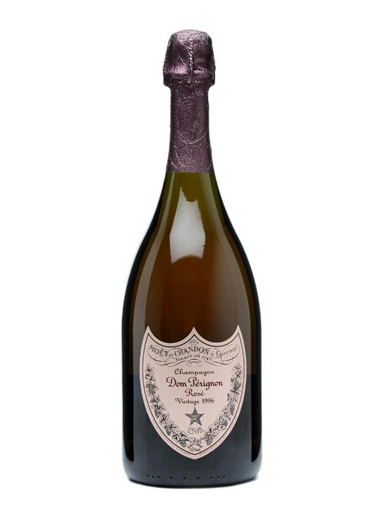 Dom perignon 1996 vintage champagne