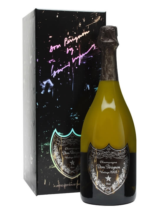 Dom Perignon 2003 Champagne / David Lynch Edition