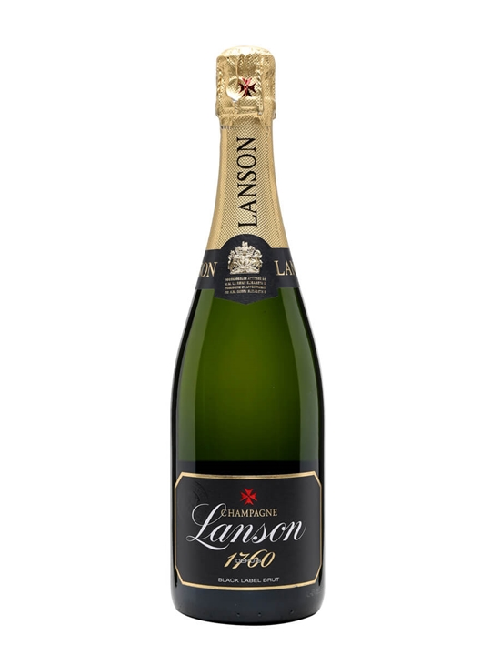 Lanson Champagne / Black Label Brut